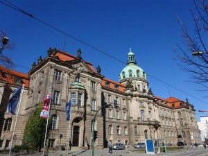 Rathaus der Stadt Potsdam